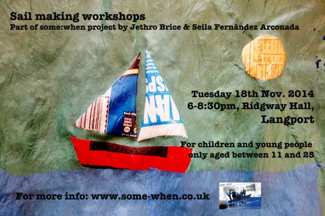 sail making workshops